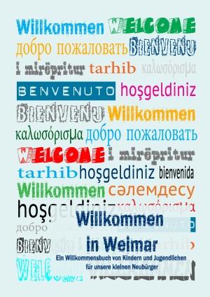 Willkommensbuch Buchkinder e.V.