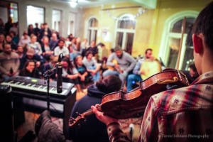 Arabic Music Workshop by Trevor Johnson